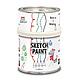 Другие виды рукоделия ручной работы. Ярмарка Мастеров - ручная работа. Купить Маркерная прозрачная глянцевая краска Sketch Paint GLOSS 1000мл. Handmade.