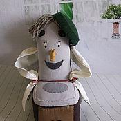 Мягкие игрушки ручной работы. Ярмарка Мастеров - ручная работа Мойдодыр. Handmade.