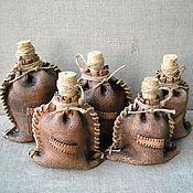 """Для дома и интерьера ручной работы. Ярмарка Мастеров - ручная работа """"Мешочки"""" под специи. Handmade."""