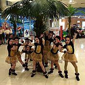 Работы для детей, ручной работы. Ярмарка Мастеров - ручная работа Костюмы обезьянок для танца.. Handmade.