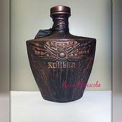 Сувениры и подарки ручной работы. Ярмарка Мастеров - ручная работа Бутылка для напитков. Handmade.