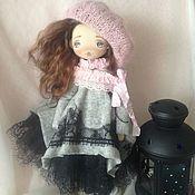 Куклы и игрушки ручной работы. Ярмарка Мастеров - ручная работа Интерьерная кукла Каролина. Handmade.