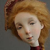"""Куклы и игрушки ручной работы. Ярмарка Мастеров - ручная работа Авторская кукла """"Незнакомка"""". Handmade."""