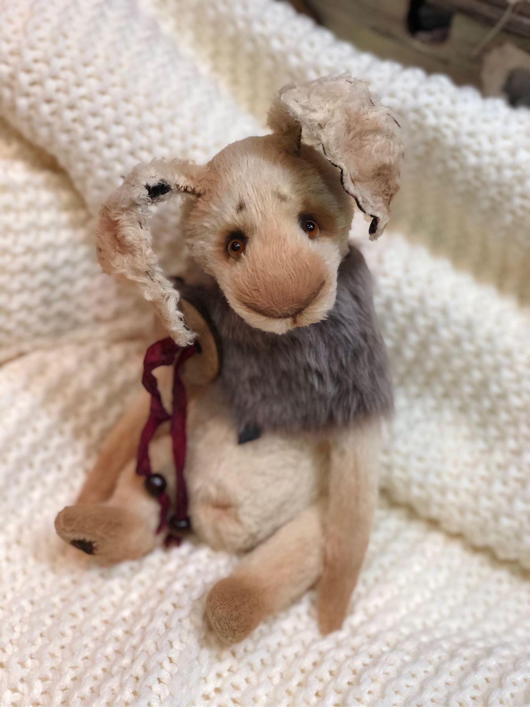 Кролик «Ральф», Мягкие игрушки, Москва,  Фото №1
