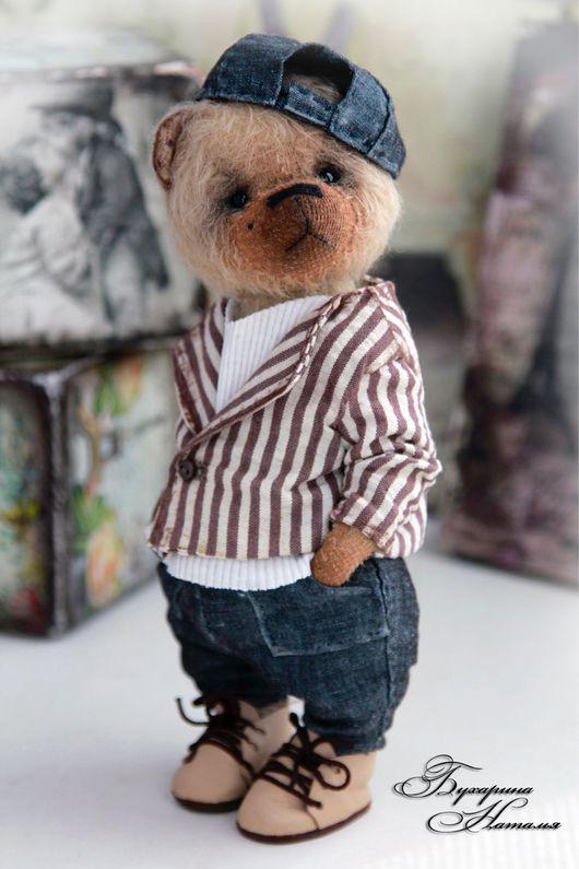 Мишки Тедди ручной работы. Ярмарка Мастеров - ручная работа. Купить Мишка Тедди Веня. Handmade. Мишка, тедди медведи