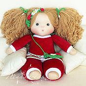 Куклы и игрушки ручной работы. Ярмарка Мастеров - ручная работа Шармелька Малинка. Handmade.