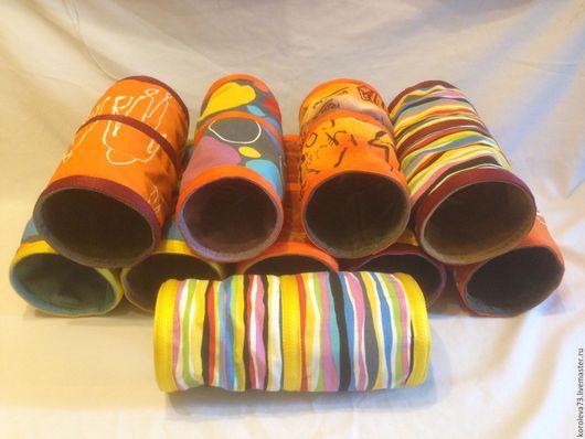 Для других животных, ручной работы. Ярмарка Мастеров - ручная работа. Купить Туннель для африанского ёжика. Handmade. Комбинированный