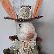 Куклы и игрушки ручной работы. Ярмарка Мастеров - ручная работа Графиня Зайковна. Handmade.