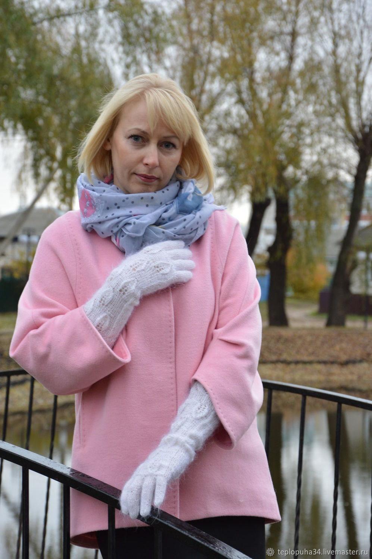 Long down gloves, Gloves, Urjupinsk,  Фото №1