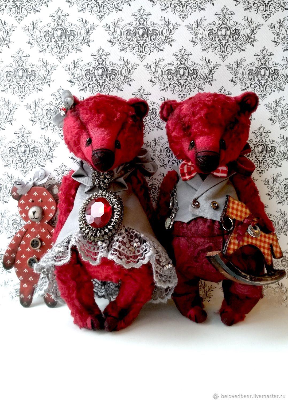 Софи и Фьери, Мягкие игрушки, Москва,  Фото №1