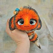 Куклы и игрушки ручной работы. Ярмарка Мастеров - ручная работа Рыба клоун Габби. Handmade.
