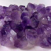 Материалы для творчества handmade. Livemaster - original item Amethyst ( crystals and aggregates) Brazil. Handmade.