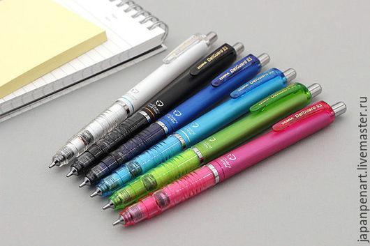 Другие виды рукоделия ручной работы. Ярмарка Мастеров - ручная работа. Купить Автоматический карандаш 0.5 мм  Zebra DelGuard. Handmade.