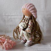 Куклы и игрушки ручной работы. Ярмарка Мастеров - ручная работа Кукла малышка. Handmade.