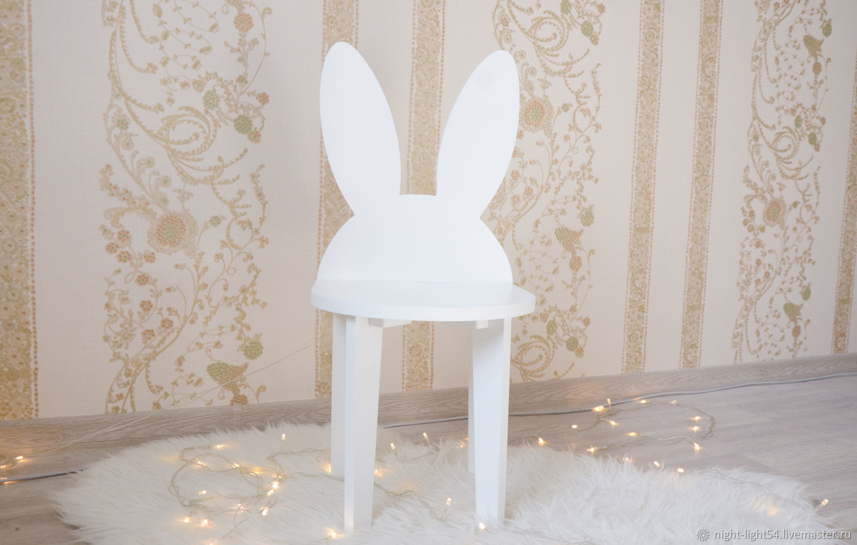Slul ' Bunny ', Chairs, Novosibirsk,  Фото №1