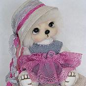 Куклы и игрушки ручной работы. Ярмарка Мастеров - ручная работа Мишка Тедди.  Даниэль.15,5см.. Handmade.
