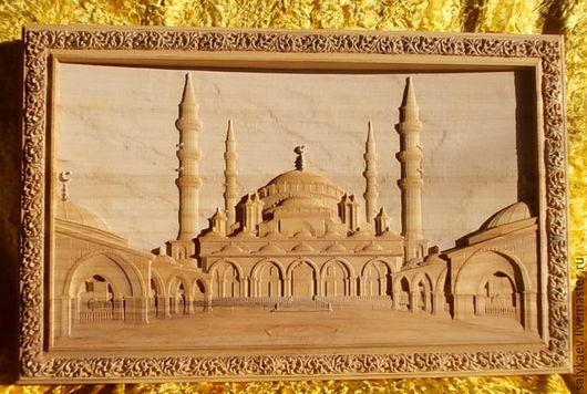 Город ручной работы. Ярмарка Мастеров - ручная работа. Купить Сердце Чечни. Handmade. Сердце чечни, подарок семейный