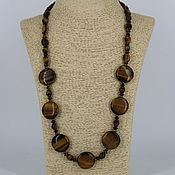 Украшения handmade. Livemaster - original item Natural stone beads