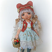 Куклы и игрушки ручной работы. Ярмарка Мастеров - ручная работа Триша)). Handmade.