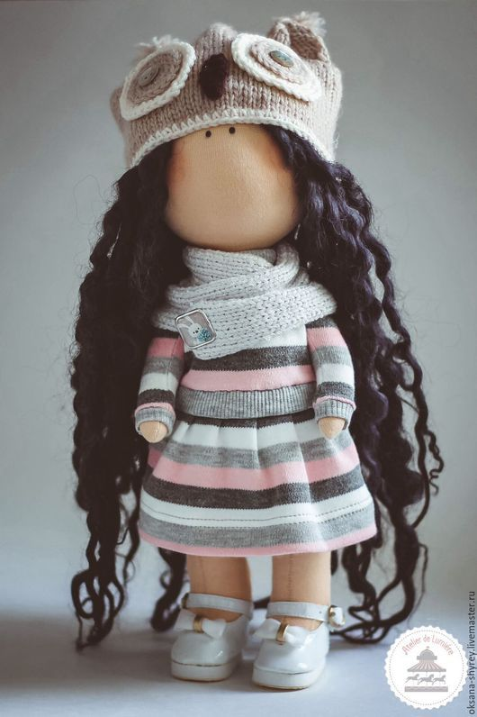 Коллекционные куклы ручной работы. Ярмарка Мастеров - ручная работа. Купить Интерьерная кукла ручной работы. Handmade.