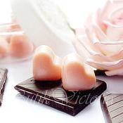 Косметика ручной работы. Ярмарка Мастеров - ручная работа Крем для лица Розовый Шоколад. Handmade.