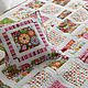 Quilt with pillow case 'August'. Blanket. QuiltGreen. My Livemaster. Фото №6