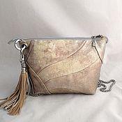 Сумки и аксессуары handmade. Livemaster - original item Bag leather