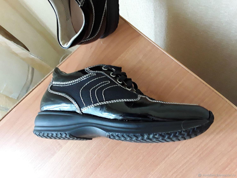 Винтаж: Ботинки женские полуспорт отGEOX, Обувь винтажная, Москва,  Фото №1
