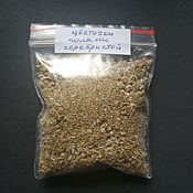 Фен-шуй и эзотерика handmade. Livemaster - original item Flowers of wormwood silver for candles, incense, potions. Handmade.