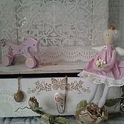 Для дома и интерьера ручной работы. Ярмарка Мастеров - ручная работа Зеркало-трюмо. Handmade.