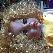 Куклы и игрушки ручной работы. Ярмарка Мастеров - ручная работа Солнечное Очарование Катина. Handmade.