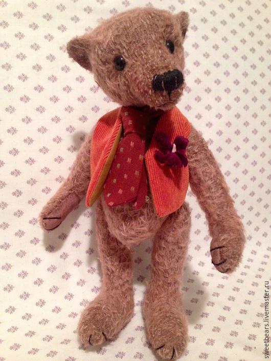 Мишки Тедди ручной работы. Ярмарка Мастеров - ручная работа. Купить Дмитрий ( усыновили). Handmade. Кремовый, мишка в подарок