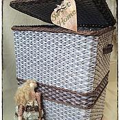 """Для дома и интерьера ручной работы. Ярмарка Мастеров - ручная работа Короб """"Верона"""". Handmade."""