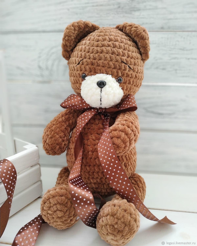 Шоколадный Мишка, Мягкие игрушки, Пенза,  Фото №1