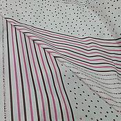 Ткани ручной работы. Ярмарка Мастеров - ручная работа Бязь Премиум детская.Ткань для постельного белья.Компаньон к Мозаике.. Handmade.
