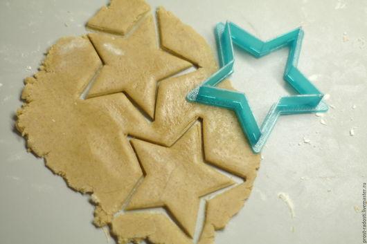 """Кухня ручной работы. Ярмарка Мастеров - ручная работа. Купить Форма для пряников и печенья """"Звезда"""". Handmade. Морская волна"""
