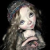 """Куклы и игрушки ручной работы. Ярмарка Мастеров - ручная работа Кукла """"Не бойся,я с тобой"""".. Handmade."""