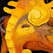 """Сумки и аксессуары ручной работы. Ярмарка Мастеров - ручная работа Арт-сумочка из мини-коллекции """"Чудная семейка"""", №2. Handmade."""