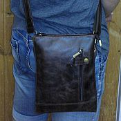 Сумки и аксессуары handmade. Livemaster - original item Bag leather 186. Handmade.