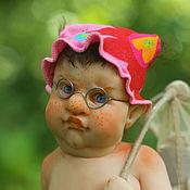 """Куклы и игрушки ручной работы. Ярмарка Мастеров - ручная работа """"Мишенька"""". Handmade."""