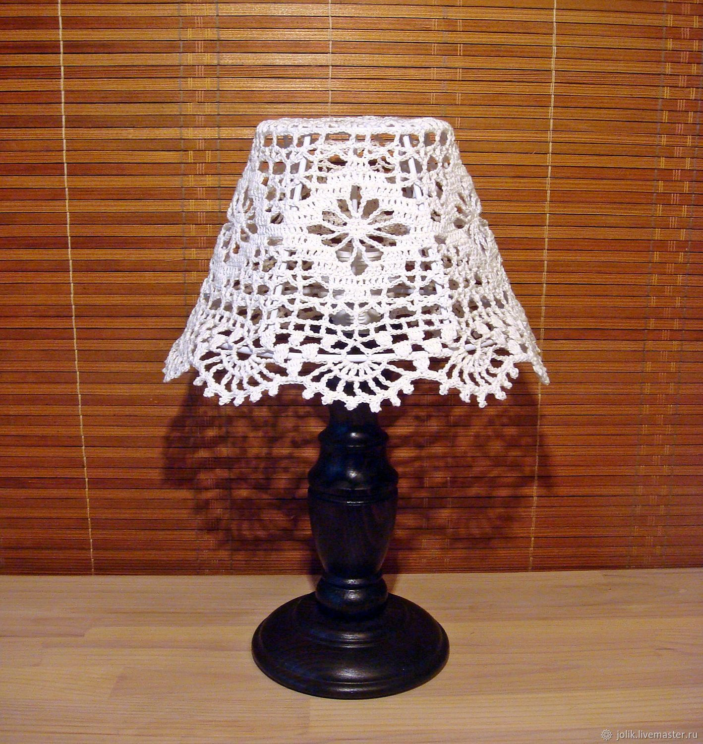 Fresh Lampshade handmade for a small table lamp or night lamp – shop  AO06