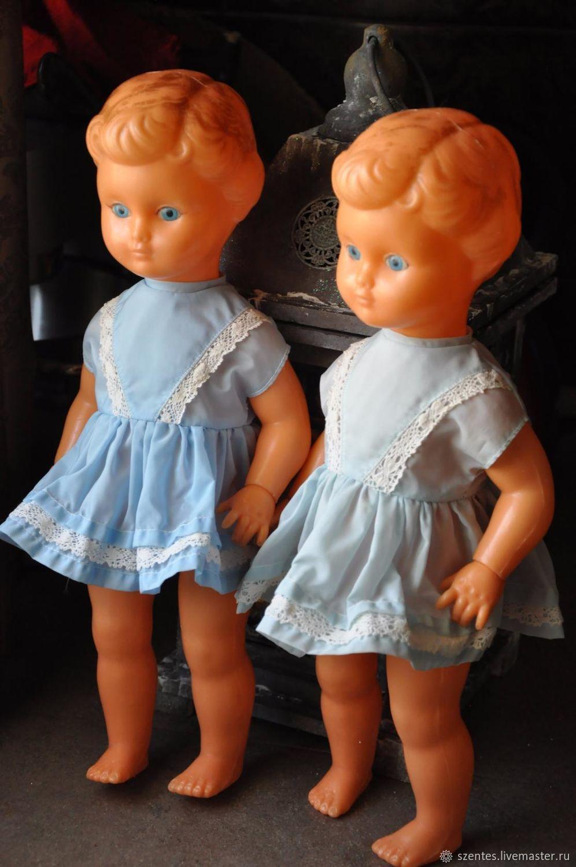 Vintage doll, Vintage doll, Budapest,  Фото №1