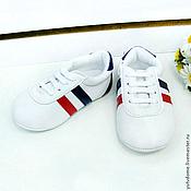 Материалы для творчества ручной работы. Ярмарка Мастеров - ручная работа 0024 Обувь для кукол для реборнов. Handmade.