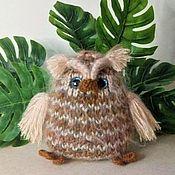 Куклы и игрушки handmade. Livemaster - original item Owl, an interior toy. Handmade.