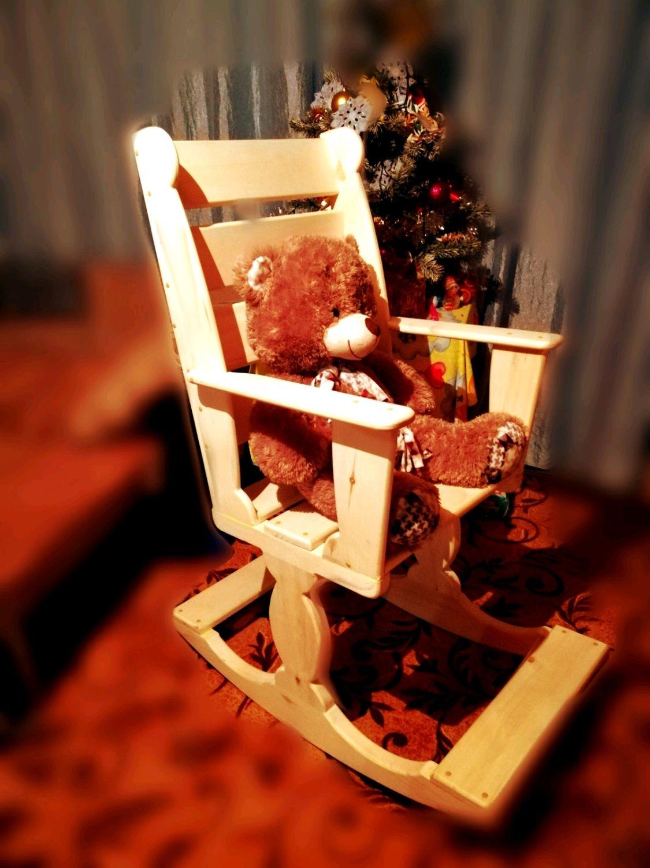 Кресло качалка, Кресла, Тейково,  Фото №1