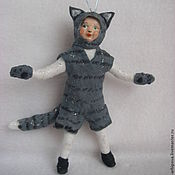 Подарки к праздникам handmade. Livemaster - original item Author`s Christmas toys, a series of