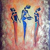 Картины и панно handmade. Livemaster - original item The picture of the painting