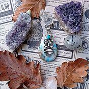 Фен-шуй и эзотерика handmade. Livemaster - original item Owl Spirit Amulet. Handmade.