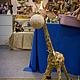 Игрушки животные, ручной работы. Заказать Жирафень-Красотень. Женя Загайнова. Ярмарка Мастеров. Жирафы, жираф тедди