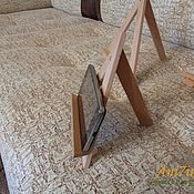 Для дома и интерьера ручной работы. Ярмарка Мастеров - ручная работа Мини мольберт подставка 15 см. (Бук). Handmade.